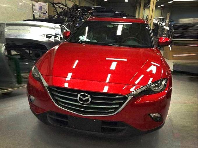 Mazda СX-4 оказалась длиннее CX-5!