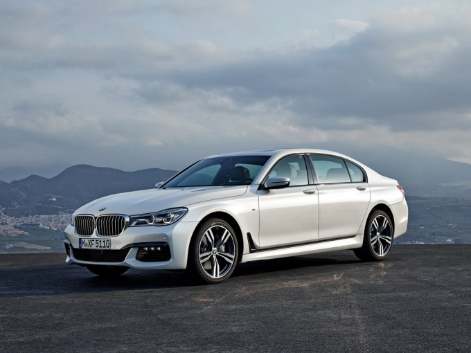 BMW остановила продажи «СЕМЁРКИ»!
