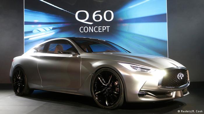 Infinity Q60 Coupé