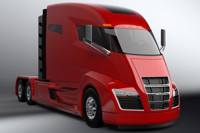 Nikola Motors прикрывает дизельные грузовики газоэлектрическими!