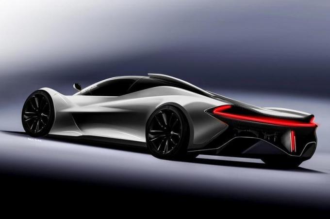 McLaren отказался от гипергибрида!