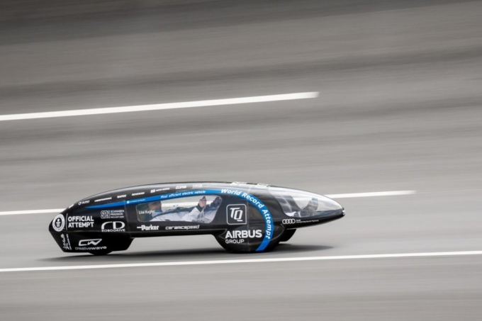 Суперрекорд! На 1 литре бензина – 11 000 км!!!