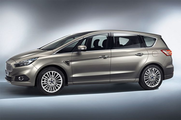 Ford S-MAX (Форд Эс-Макс) Минивэн