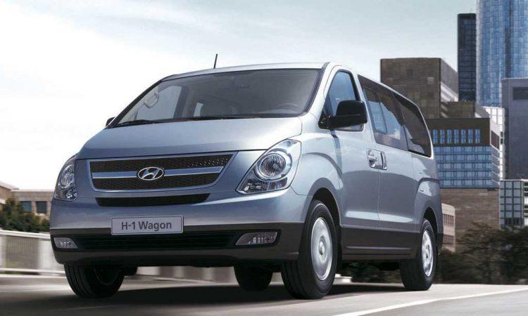 Hyundai H-1 (Хендай Н1)