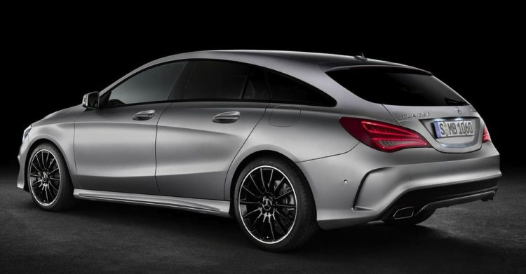 Mercedes-Benz CLA Shooting Brake (Мерседес-Бенц CLA Shooting Brake)