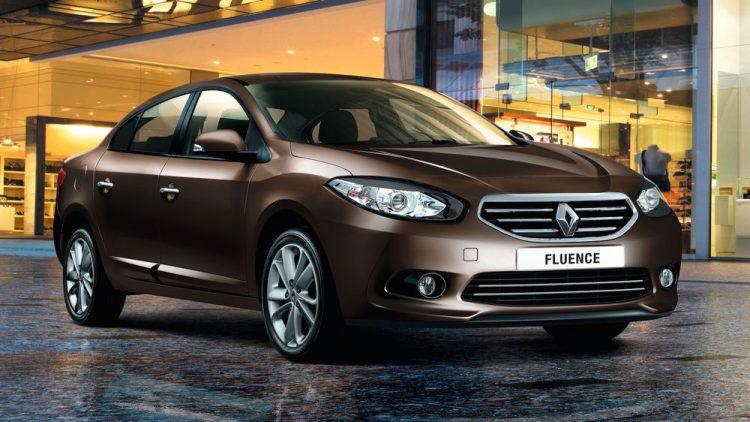 Renault Fluence (Рено Флуенс)