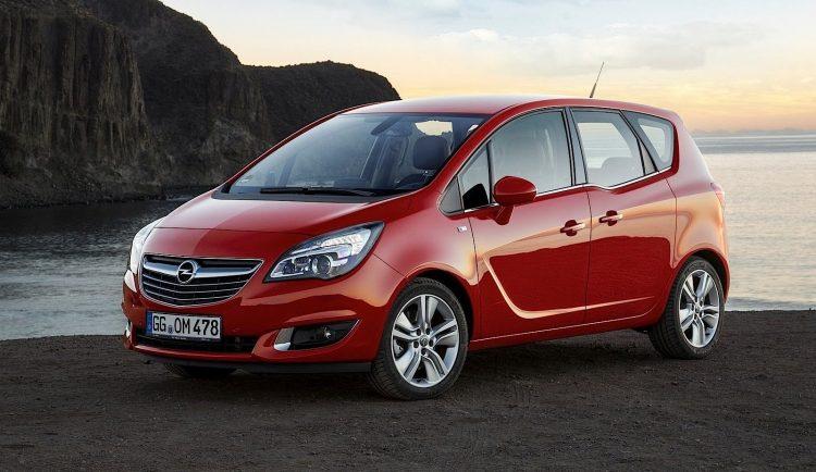 Opel Meriva (Опель Мерива)