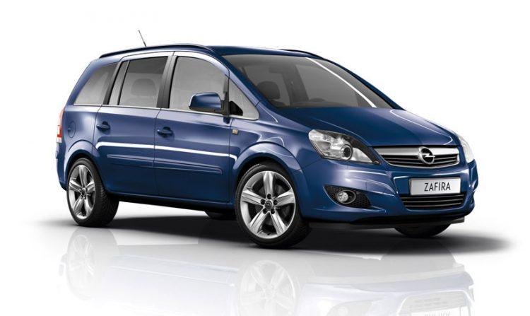 Opel Zafira Family (Опель Зафира Фэмили)