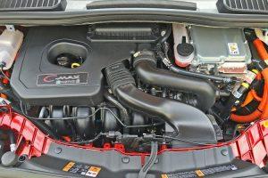 2016-Ford-C-Max-Energi-SEL-engine-750x500