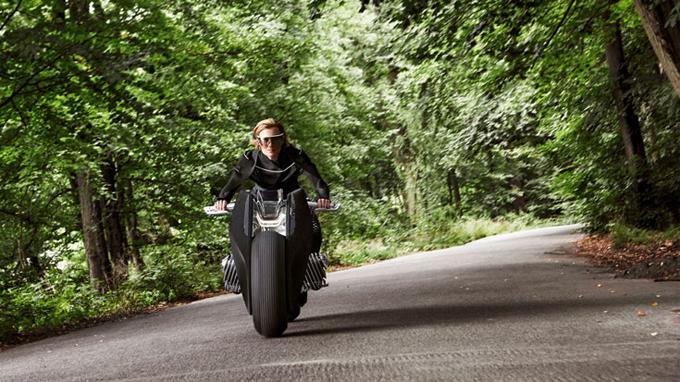Концепт мотоцикла BMW Motorrad Vision Next 100