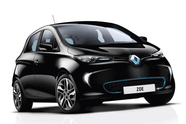 Новый Renault Zoe 2016-2017 года