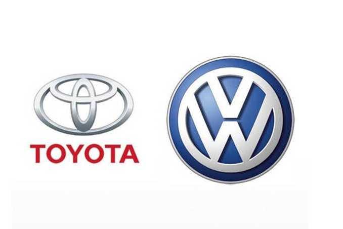 «Тойоте» не помогли грузовики, а Volkswagen выехал на китайцах