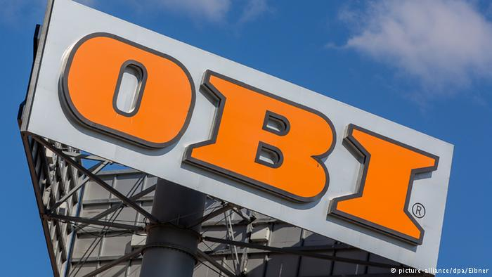 Логотип OBI