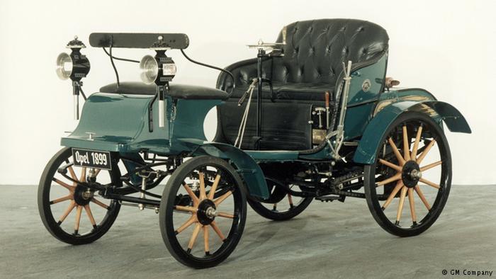 Автомобиль System Lutzmann
