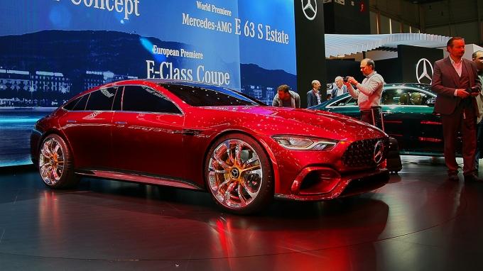 Mercedes-AMG GT Concept: Что скрывает правда?
