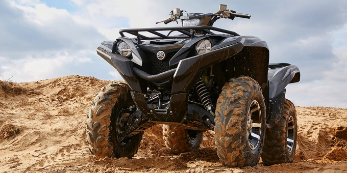 Yamaha Grizzly 700: Легенда в строю