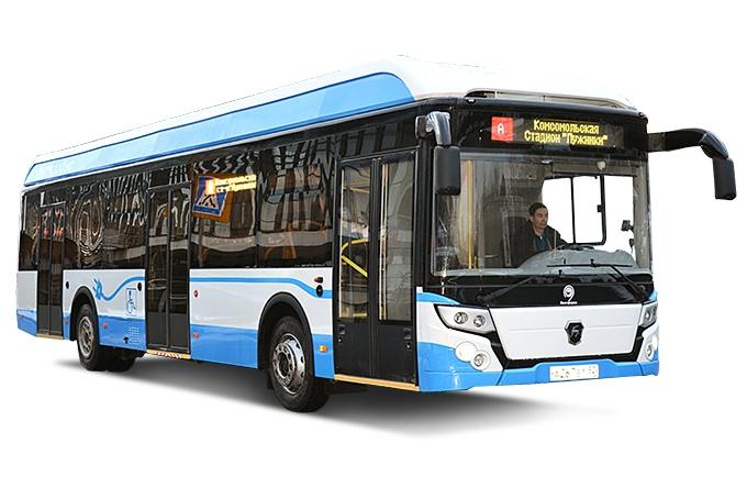 модернизированный электробус образца 2016года