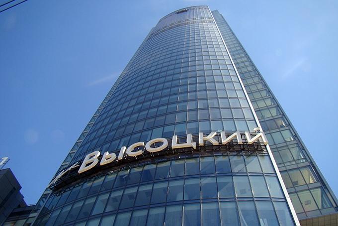 Свой открытый в 2011 г. 54-этажный небоскреб, самый северный в мире, Андрей Гавриловский назвал