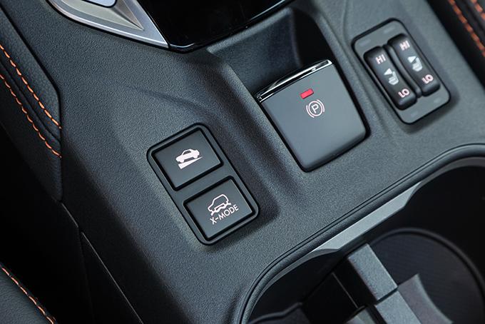 Subaru XV new: Бесшумный взрыв