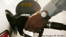 Diesel - Fahrverbot - Dieselgipfel