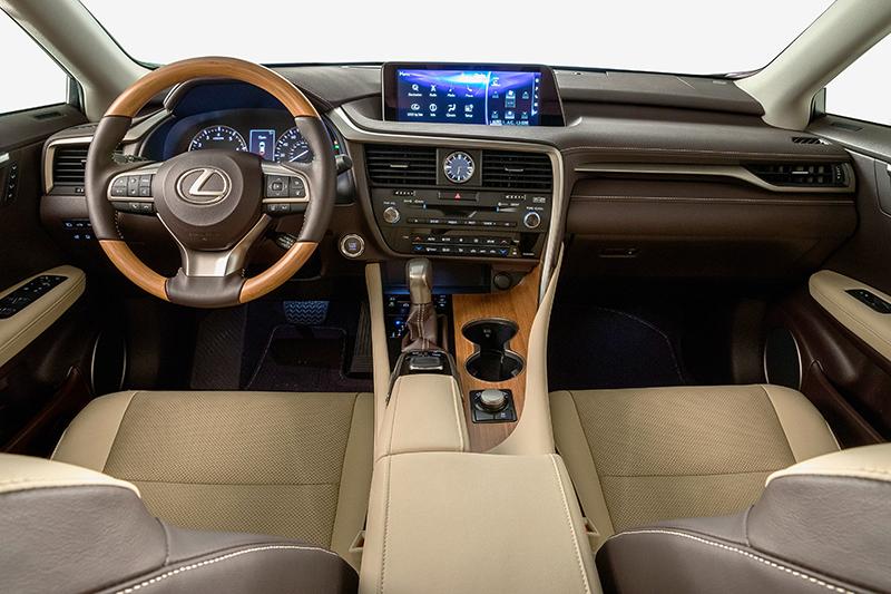 Lexus RX350L