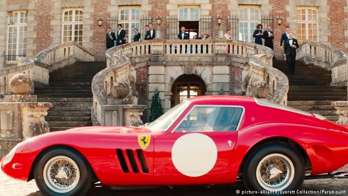 Ferrari 250 GTO - самый знаменитый суперкар 1960-х годов.