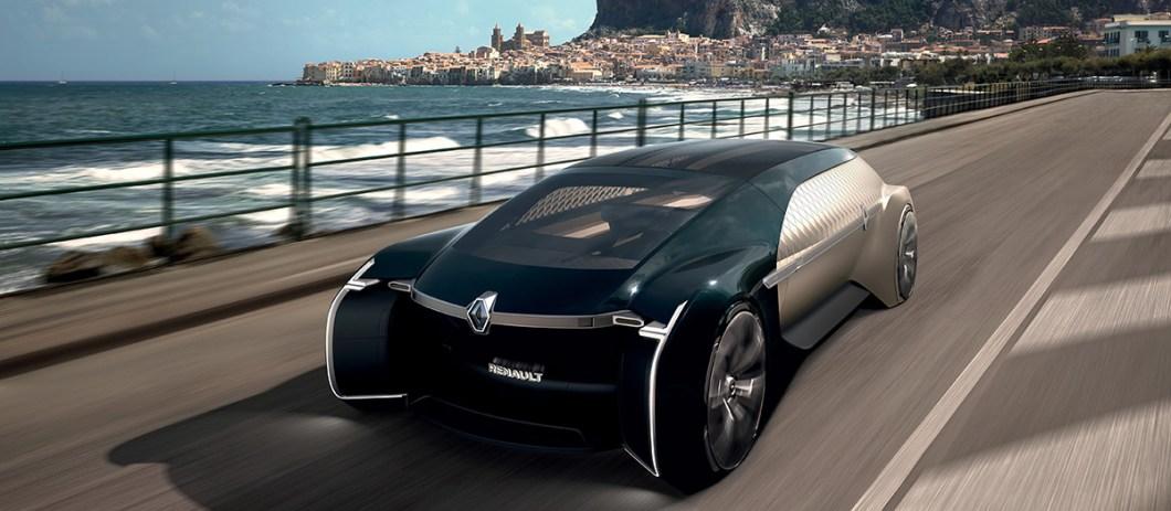Renault EZ-ULTIMO: Арт-объект