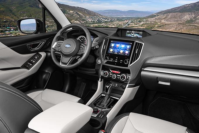 Subaru Forester: Наведение ЛоSKа