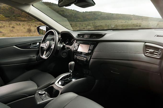 Nissan X-Trail 1,6 dCi 4WD 6MT: Любовь зла