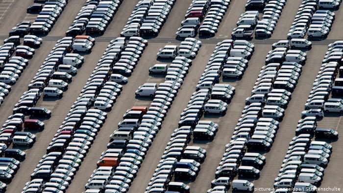 Автопарк Volkswagen