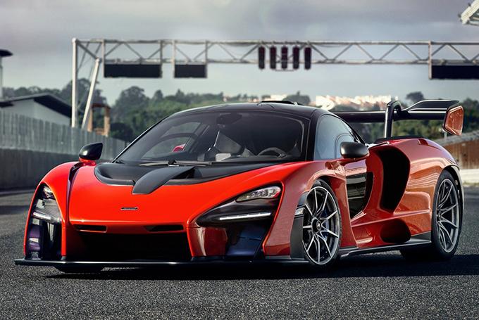 McLaren Senna: 800 л.с./0-100 км/ч за 2,8 с/340 км/ч