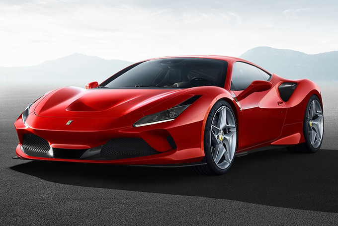 Ferrari F8 Tributo: 790 л.с./0-100 км/ч за 2,9 с/340 км/ч