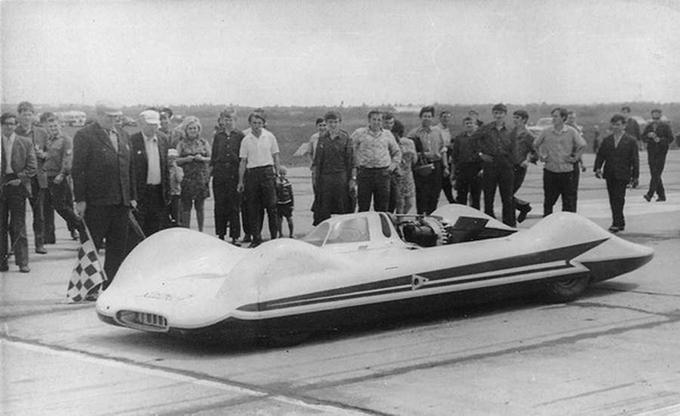 ХАДИ-7, 1962 год