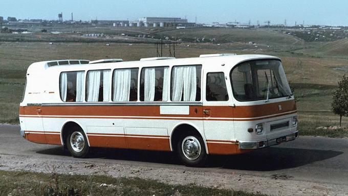 ПАЗ-665Т «Турист-Люкс», 1969 год