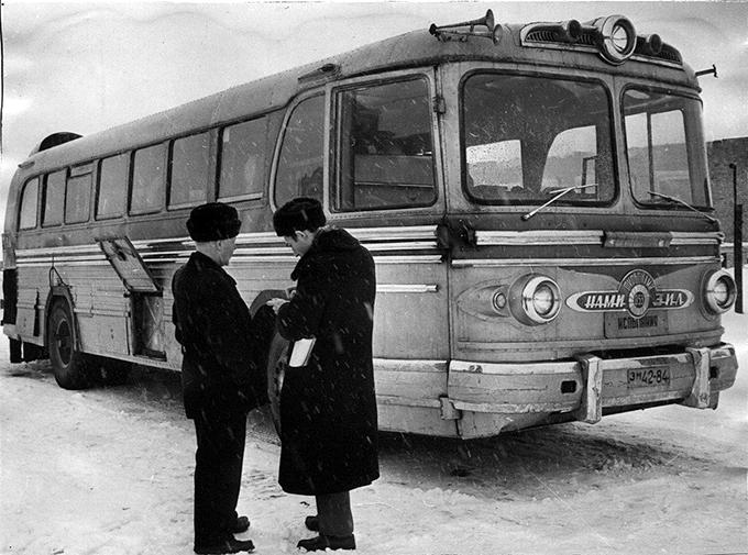 «Турбо-НАМИ-053», 1959 год