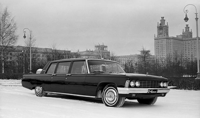 ЗиЛ-114, 1967 год