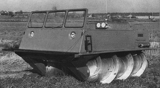 ЗиЛ-4904, 1972 год