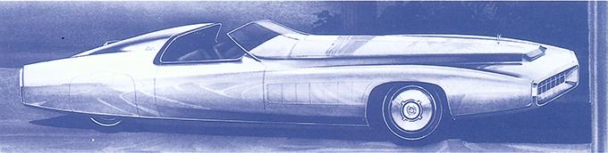 Сadillac V16 LaSalle, 1965 год