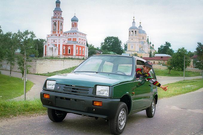 СеАЗ-1111 «Ока», 1991 год