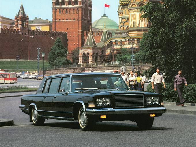 ЗиЛ-4104, 1978 год