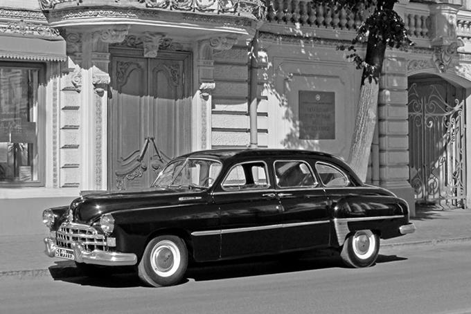 ЗиМ-М12, 1949 год