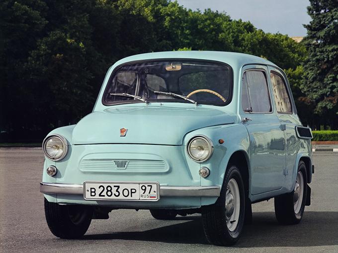 ЗАЗ-965 «Запорожец», 1960 год