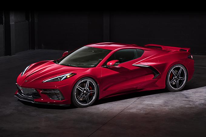 Тема номера: И грянул гром | Corvette Stingray 2020