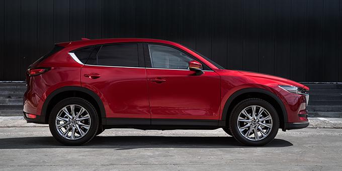 Mazda CX-5 2.5 6АТ Executive