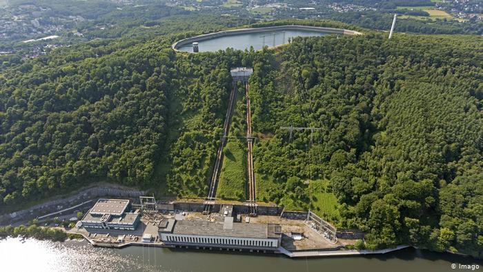 Гидроаккумулирующая электростанция в Хердеке