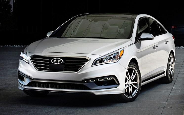 Тест-драйв Hyundai Sonata