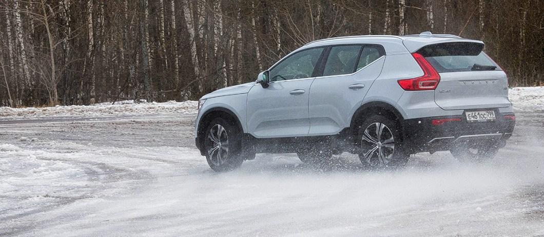 Большой тест: Range Rover Evoque Р250, Volvo XC40 Т5, Lexus NX 300_06