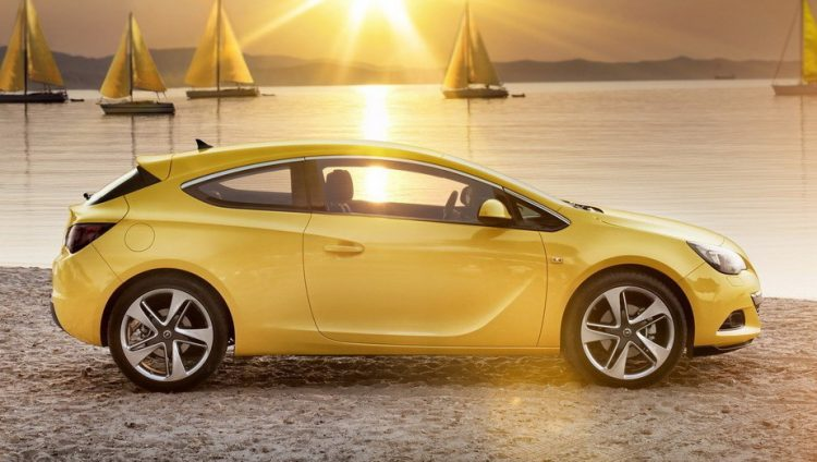 Opel Astra GTC (Опель Астра ГТС)