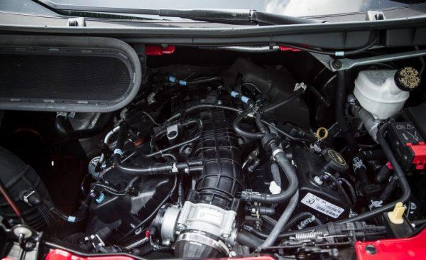 Двигатель Duratorq TDCi 2.2