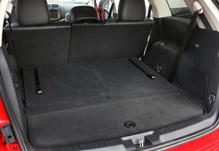 Пространство салона и багажника может изменяться как угодно